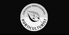 Certified Professional Horticulturist logo image - click to visit in an external window